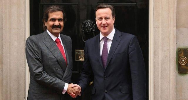 بريطانيا تريد من قطر وقف تمويل