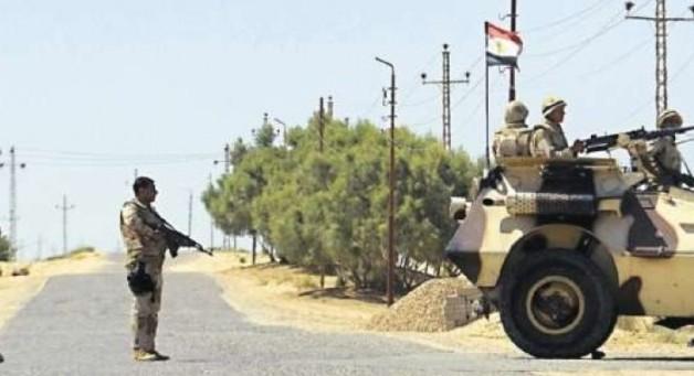 مصر تعلن الطوارئ في سيناء بعد مقتل 33 جنديا