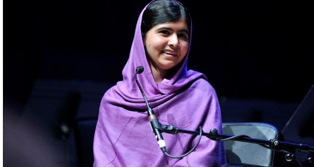 ملالا يوسف زي تتوج بجائزة دولية جديدة