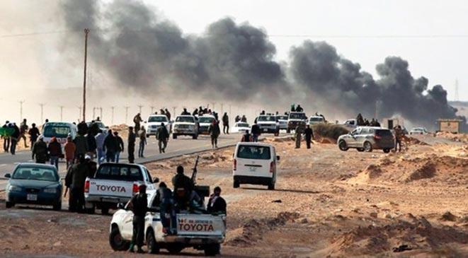 ليبيا: قتلى وجرحى في مواجهات بين الطوارق والتبو
