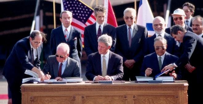 معاهدة وادي عربة وتداعياتها