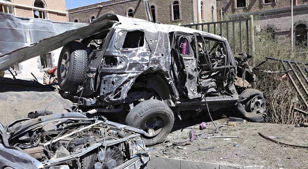 مقتل 30 حوثيا في انفجار شمال رداع
