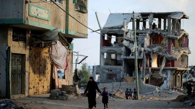 واشنطن ستقدم 212 مليون دولار لإعمار غزة