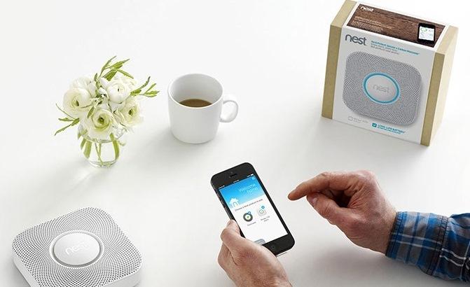نيست ترموستات جهاز ذكي يحمي منزلك