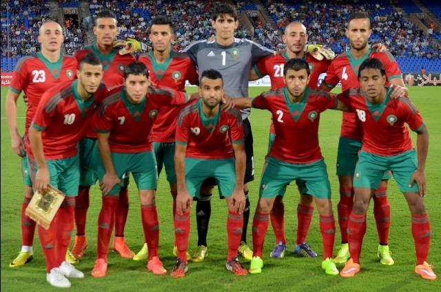 أهداف المغرب في مرمى إفريقيا الوسطى