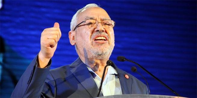 راشد الغنوشي في القيروان: مرحبا بوزراء بن علي «النظاف»