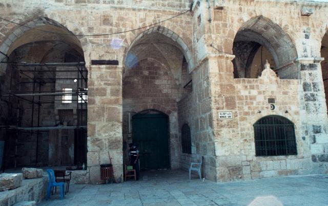 باب المغاربة تاريخ وحضارة اسلامية في الأقصى