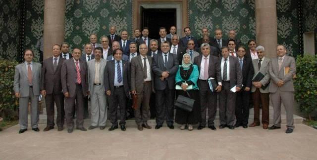المحامون المغاربة يوقفون أشغال اللجنة المشتركة مع وزارة العدل والحريات