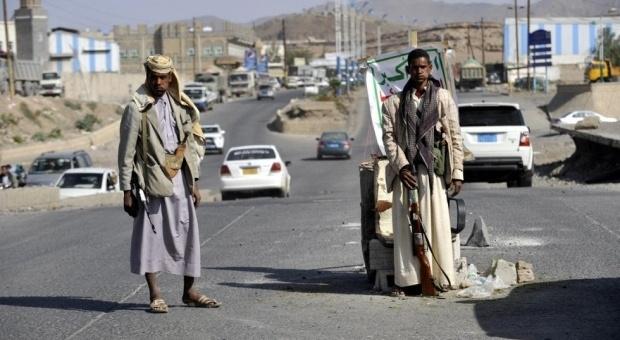 مواجهات في إب بين الحوثيين والقبائل
