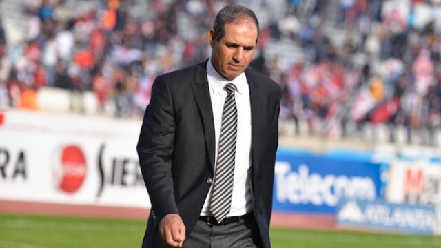الزاكي راض عن أداء لاعبي المنتخب المغربي