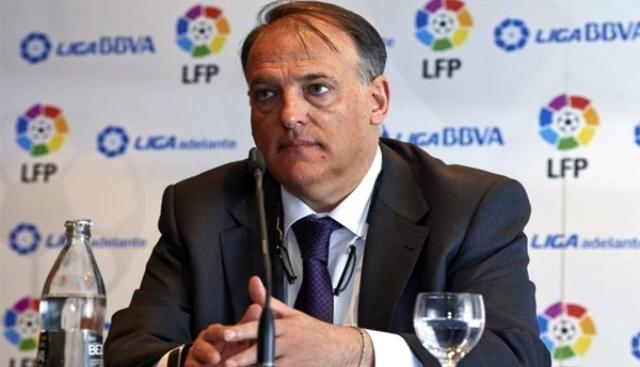 برشلونة مهدد بحرمانه من الليغا نهائياً
