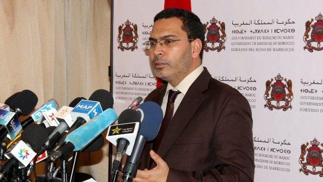الخلفي: الحكومة المغربية تعتبر  إضراب النقابات غير مبرر وغيرمفهوم