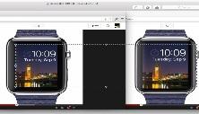 ساعة «آبل» الذكية بشاشة أصغر