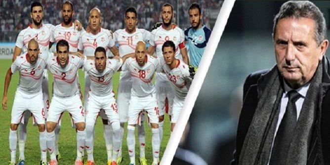 مدرب تونس يستدعي 25 لاعبا لمواجهة السنغال