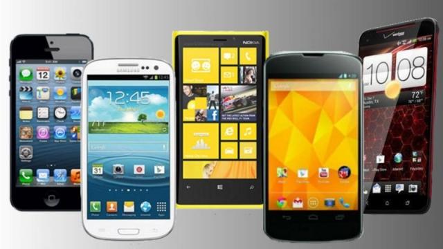الهواتف الذكية ستمثل 71% من السوق العالمي للمحمول