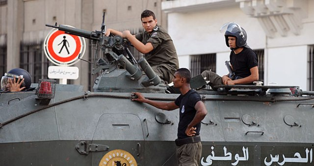 تونس: تبادل لإطلاق النار بين الشرطة وعناصر متطرفة بمنوبة
