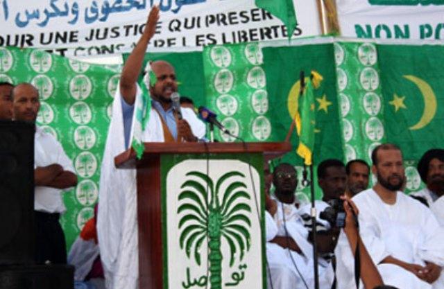 الاسلاميون يتزعمون المعارضة في البرلمان الموريتاني