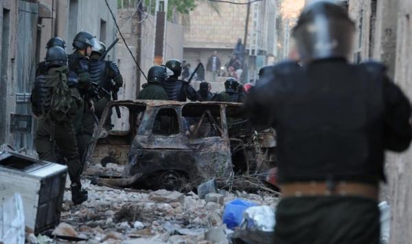 4 آلاف شرطي وألفي دركي وكتيبتا شرطة عسكرية تنتشر في غرداية