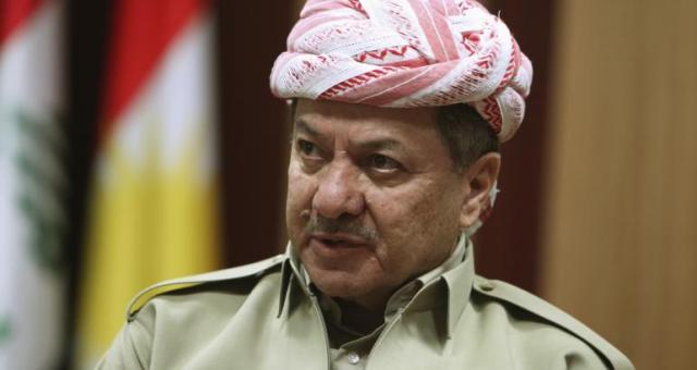 البارازي يعد بمزيد من القوات الكردية في كوباني