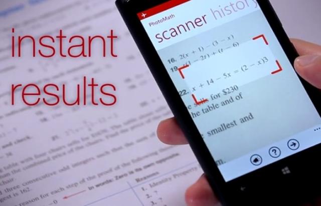 فوتو ماث تطبيق جديد لحل المسائل الرياضية
