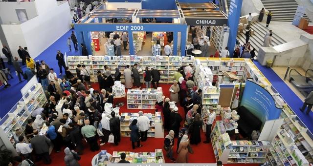 المغرب يشارك في صالون الجزائر الدولي للكتاب 2014 في طبعته 19