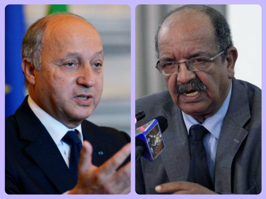 باريس والجزائر تقيّمان الوضع في الساحل والأزمة الليبية