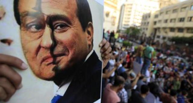 السيسي وخنق المجتمع المدني المصري