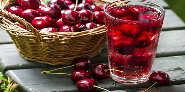 اكتشفوا كل فوائد عصير الكرز الصحية