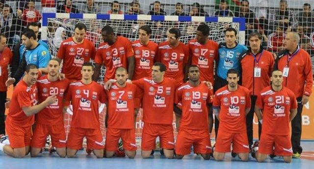 المنتخب التونسي لكرة اليد يستعد لمونديال قطر