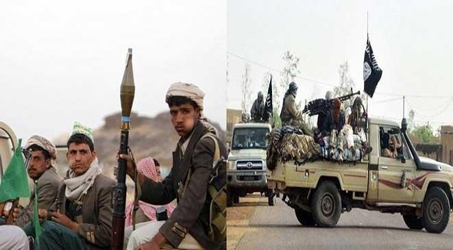 تنظيم القاعدة باليمن يستفيد من تمدد الحوثيين