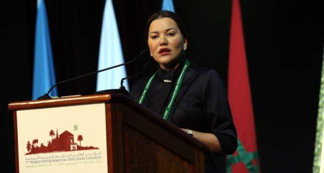 الأميرة المغربية للاحسناء ضيفة شرف في المؤتمر العالمي لمنظمة (اليونيسكو)