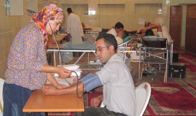 الرباط..إطلاق الدورة الثانية لحملة التبرع بالدم