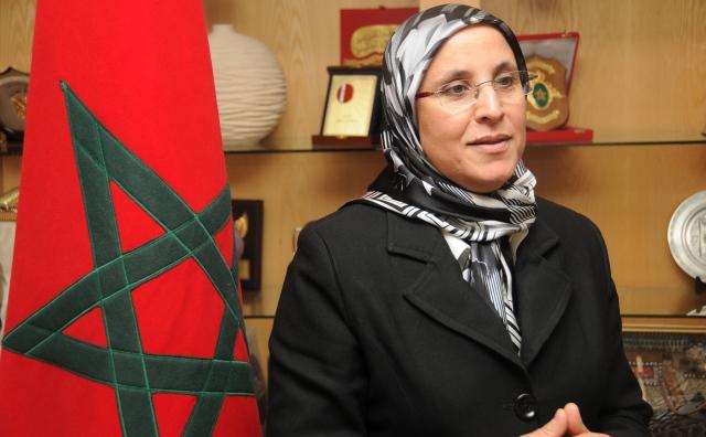 الحقاوي تعطي يوم الثلاثاء المقبل انطلاقة حملة مناهضة العنف ضد النساء