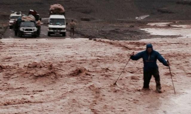 17مواطنا مغربيا لقوا مصرعهم جراء التساقطات المطرية