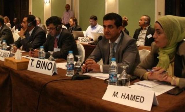 برلمانيون  مغاربة يعترضون في الأردن على خريطة لاتشمل الأقاليم الجنوبية