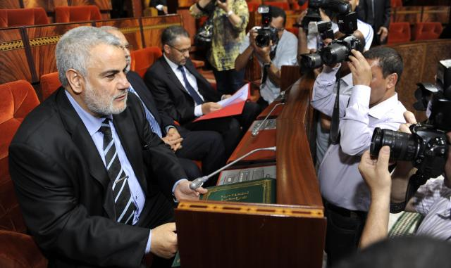 فرق الاغلبية تسائل رئيس الحكومة المغربية حول  تدابير