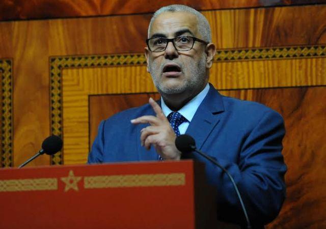 بنكيران للمعارضة: عيب عليكم تهاجموا الوردي فهو أحسن وزير صحة مر في المغرب