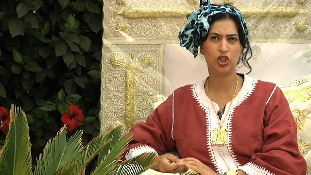 مدينة سلا تحتفي بالممثلة دنيا بوتازوت والممثل المصري سامح حسن