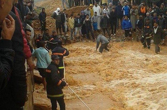 الأرصاد الجوية تكشف عن احتمال تساقطات وثلوج ورياح في المغرب غدا الخميس
