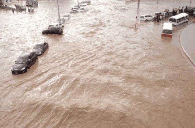 بالأرقام..هذه هي مقاييس تساقطات الأمطار المسجلة في المغرب