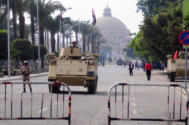 حالة استنفار قصوى في مصر تحسبا لمظاهرات الجمعة