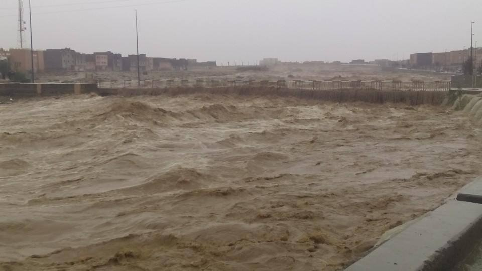 فيضانات كلميم