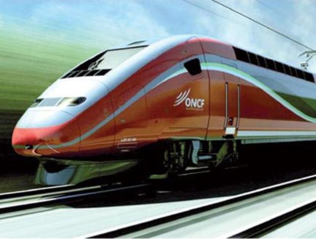 الاطلاع على تقدم أشغال مشروع الخط السككي للقطار فائق السرعة في المغرب