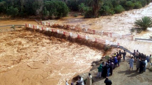 بأمر من العاهل المغربي..وزير الداخلية ينتقل إلى كلميم لتتبع الوضع في المناطق المتضررة