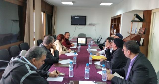 نقاش في اتحاد كتاب المغرب حول أبعاد