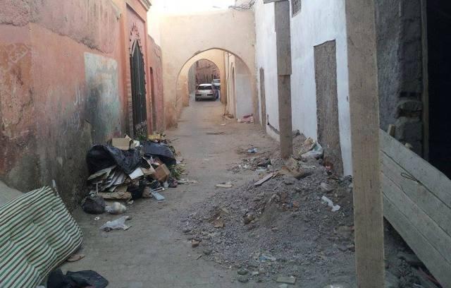 انهيار منزل في مراكش يؤدي إلى إصابة اربعة عمال بناء بجروح خطيرة