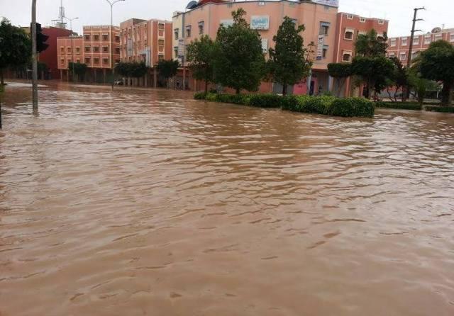 الأرصاد الجوية المغربية تحذر من زخات مطرية جديدة ستشهدها مناطق المملكة