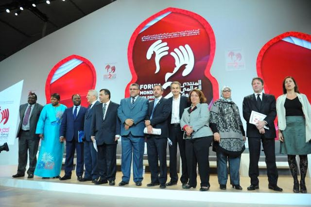بعد أن حول مراكش إلى عاصمة عالمية لحقوق الإنسان ..اختتام المنتدى العالمي اليوم