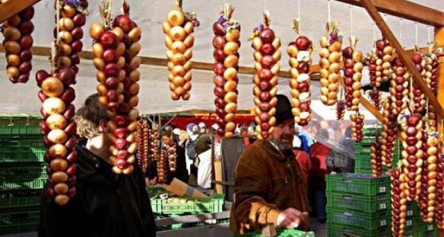 للبصل عيد.. في سويسرا