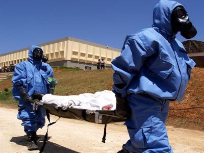 استنفار بحدود الجزائر مع مالي خوفا من إيبولا